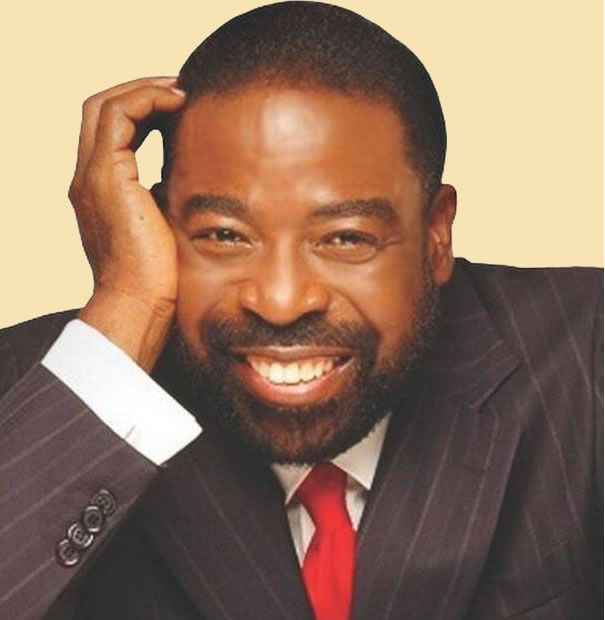Les Brown is Unsinkable